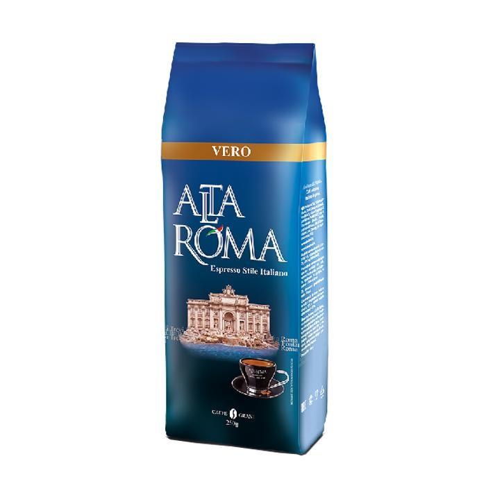 Кофе Altaroma Кофе зерновой Vero 250 г кофе зерновой nicola especial
