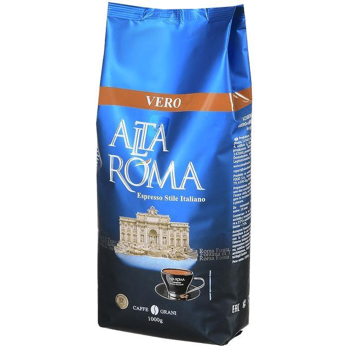 Кофе Altaroma зерновой Vero 1000 г