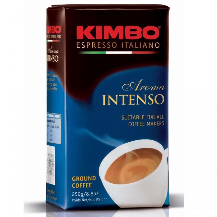 Картинка для Кофе Kimbo Кофе Aroma Intenso натуральный жареный молотый 250 г