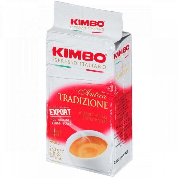 Кофе Kimbo Кофе Antica Tradizione натуральный жареный молотый 250 г printio сумка нежный цветник