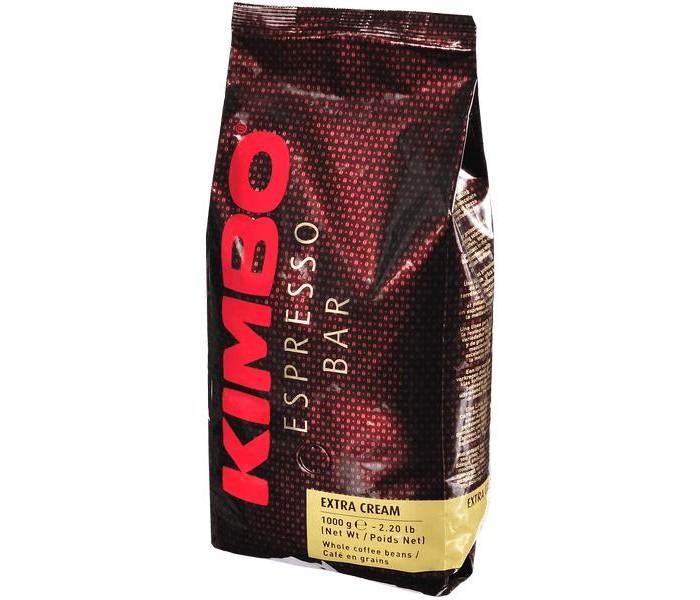 Картинка для Kimbo Кофе Extra Cream натуральный жареный в зернах 1 кг