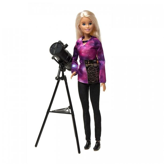 Куклы и одежда для кукол Barbie Кукла Кем быть National Geographic Астрофизик