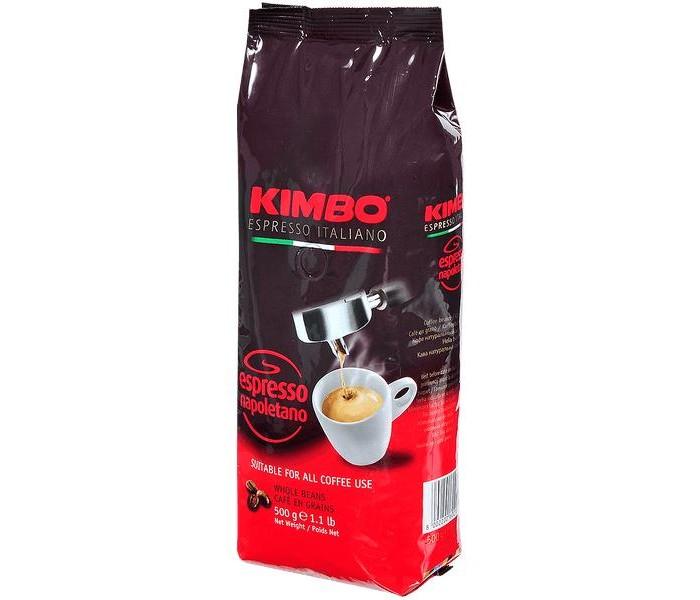 Кофе Kimbo Кофе Espresso Napoletano зерновой 500 г