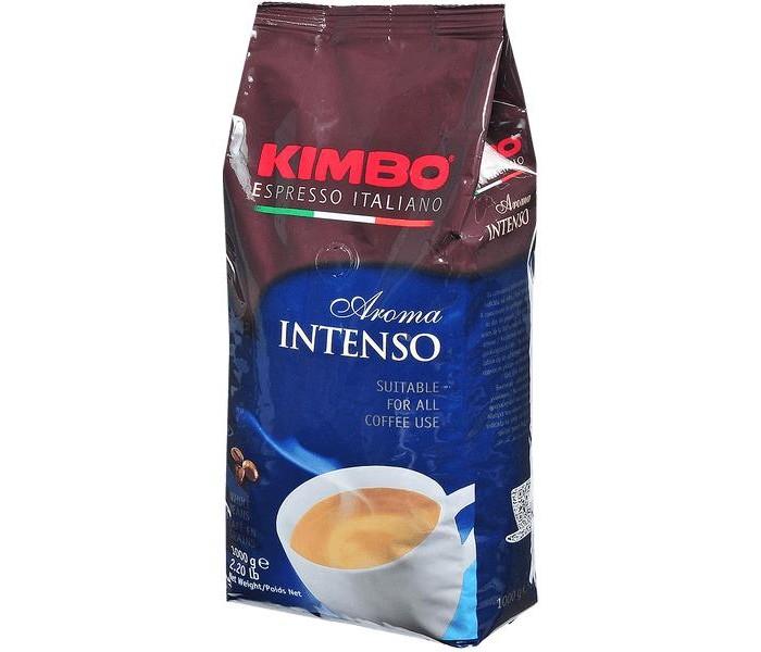 Кофе Kimbo Кофе Aroma Intenso насыщенный зерновой 1 кг кофе в зернах kimbo aroma intenso 1 кг