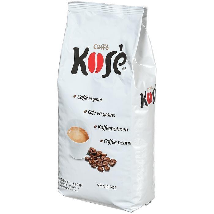 Кофе Kimbo Kose Vending зерновой 1 кг
