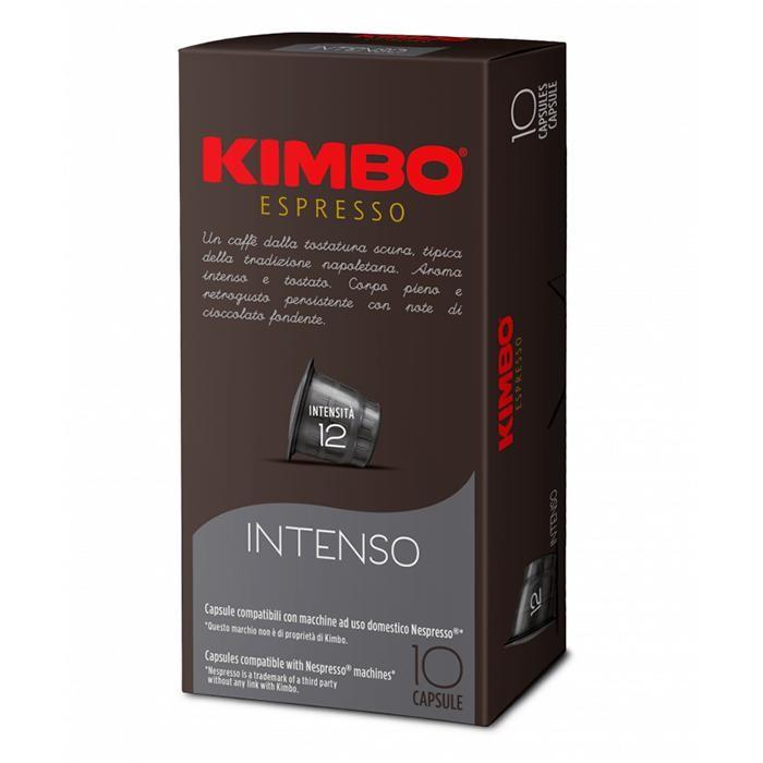 Картинка для Кофе Kimbo Кофе NC Intenso в капсулах 10 шт.