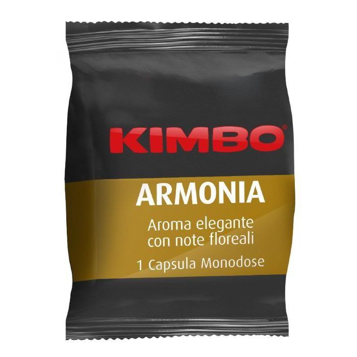 Кофе Kimbo Кофе Armonia в капсулах 100 шт. ретинола пальмитат в капсулах купить в москве