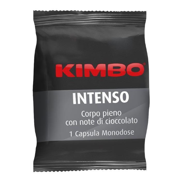 Кофе Kimbo Кофе Intenso в капсулах 100 шт. ретинола пальмитат в капсулах купить в москве