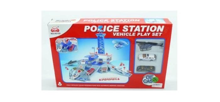 Игровые наборы Джамбо Тойз Игровой набор Полиция