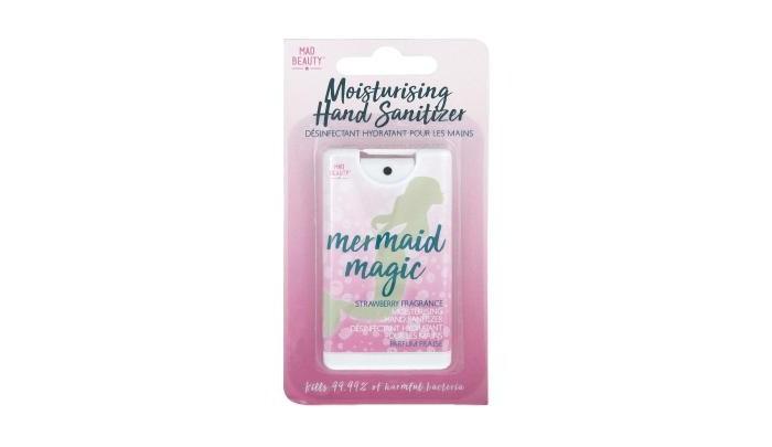 Аптечки MAD Beauty Антисептик для рук Русалка c ароматом клубники Магия русалки