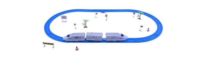Железные дороги Джамбо Тойз Электрическая железная дорога с декорациями
