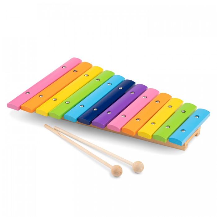 Деревянная игрушка New Cassic Toys Ксилофон 10236