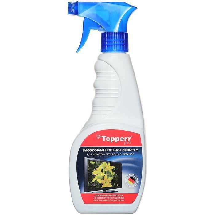 Бытовая химия Topperr Средство для ухода за ЖК LCD плазмы 500 мл