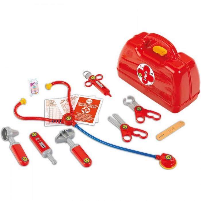 Фото - Ролевые игры Klein Игровой набор кейс доктора ролевые игры klein игровой набор bosch с шуруповертом