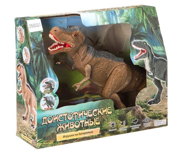 Картинка для Zhorya Динозавр на батарейках