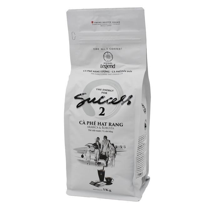 Кофе Trung Nguyen Кофе зерновой Success №2 1 кг кофе зерновой nicola especial