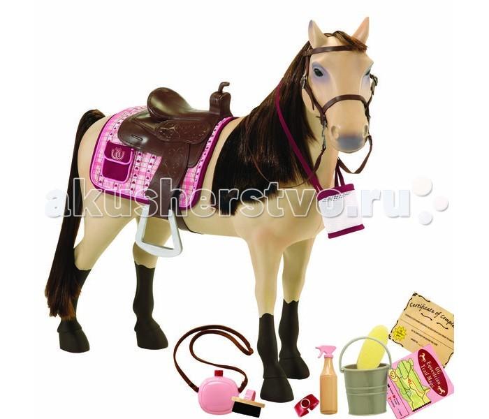 Our Generation Dolls Лошадь 50 см со сгибающими суставами