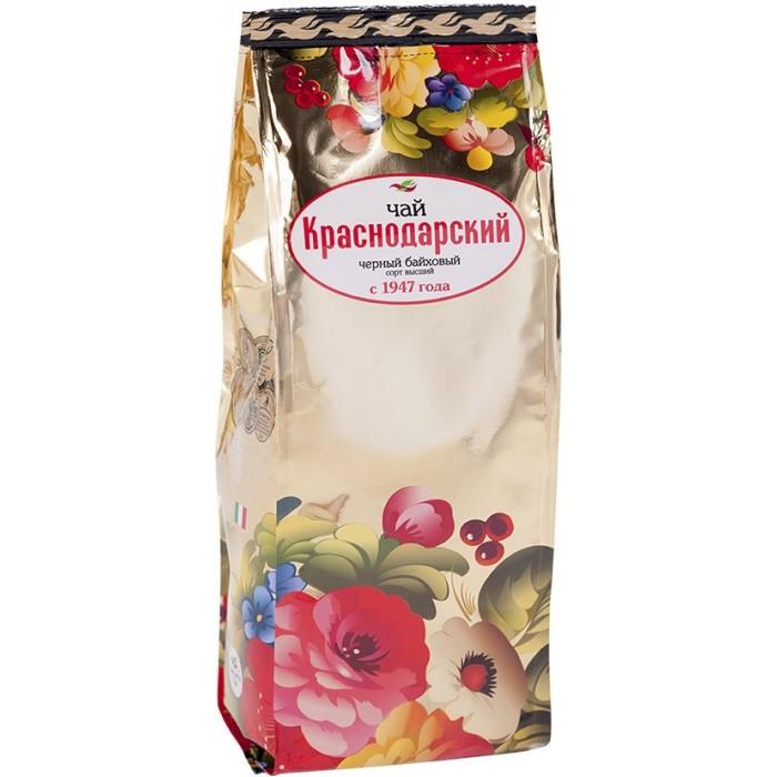 Чай Краснодарский Чай черный классический Экстра 180 г