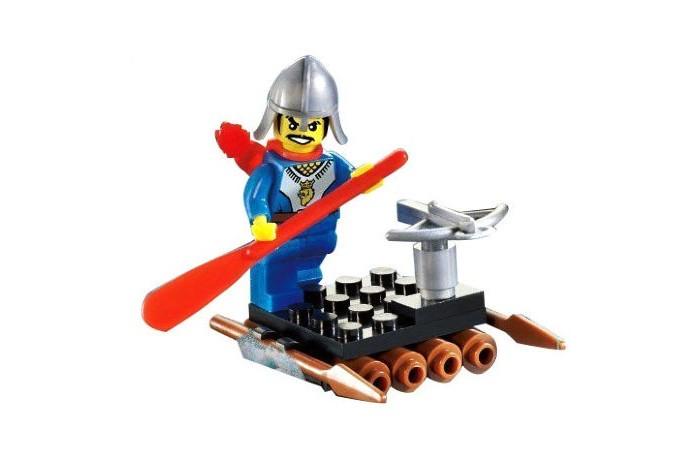 Картинка для Конструкторы Enlighten Brick Рыцарь с аксессуарами (31 деталь)