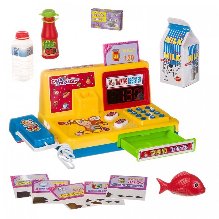 Ролевые игры Play Smart Касса Мой магазин