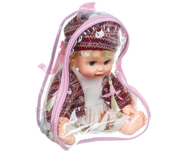 Картинка для Куклы и одежда для кукол Play Smart Кукла в сумке 26 см