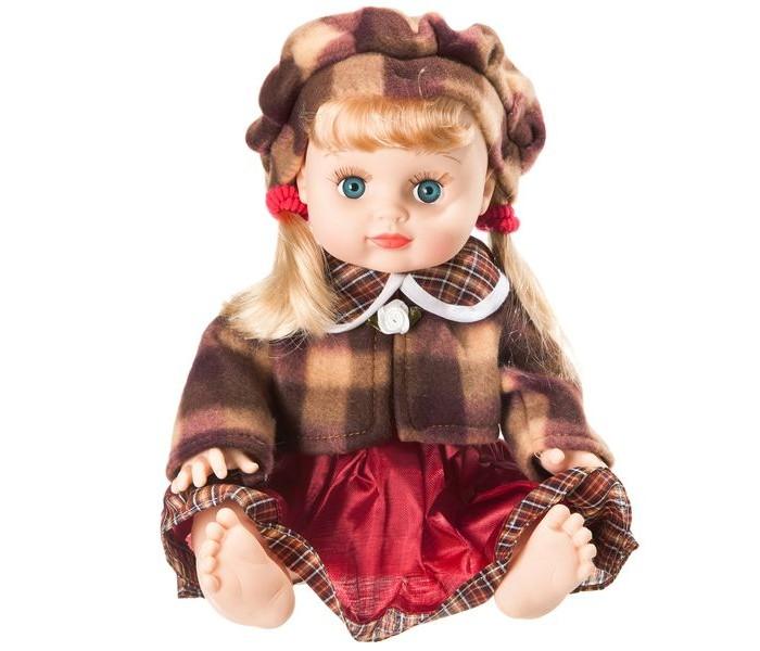Картинка для Куклы и одежда для кукол Play Smart Кукла в сумке 18х24 см Д12915