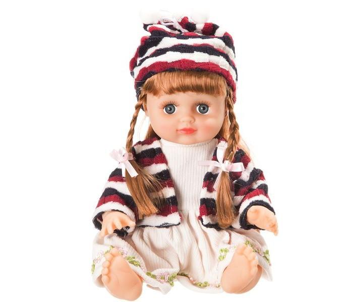 Картинка для Куклы и одежда для кукол Play Smart Кукла в сумке 18х24 см Д12917