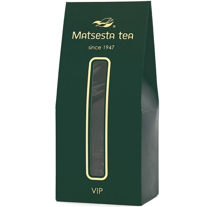 Чай Мацеста Премиум Чай зеленый классический Vip 75 г