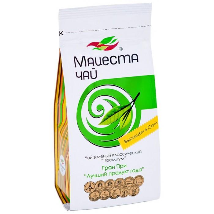 Чай Мацеста Премиум Чай зеленый классический 100 г