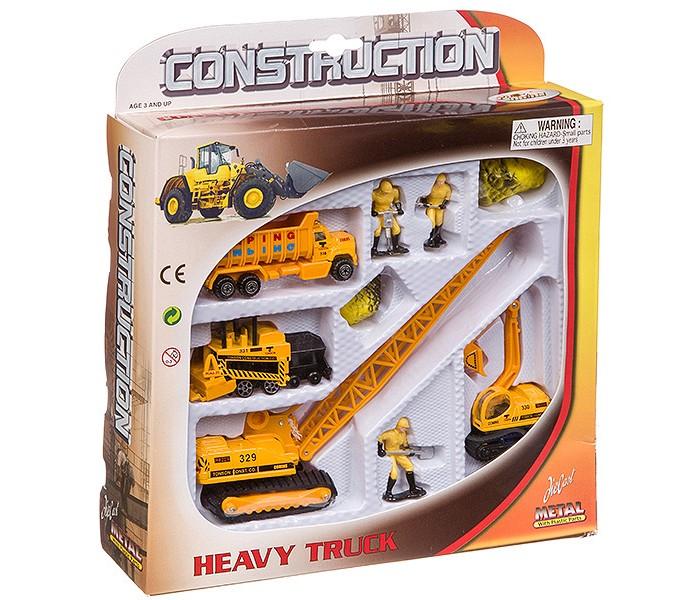 Pioneer Toys Набор техники (11 предметов)