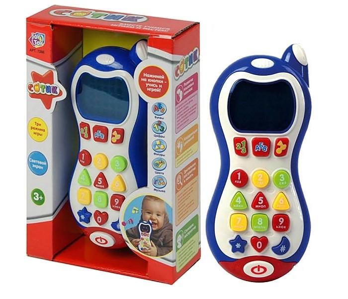 Электронные игрушки Play Smart Мобильный телефон Сотик