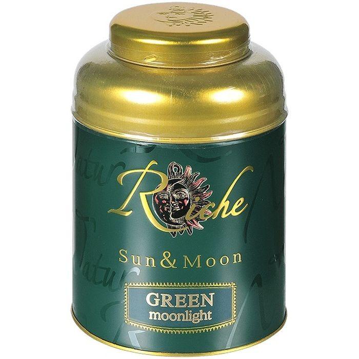 Чай Riche Natur Чай зеленый крупнолистовой Moonlight 400 г