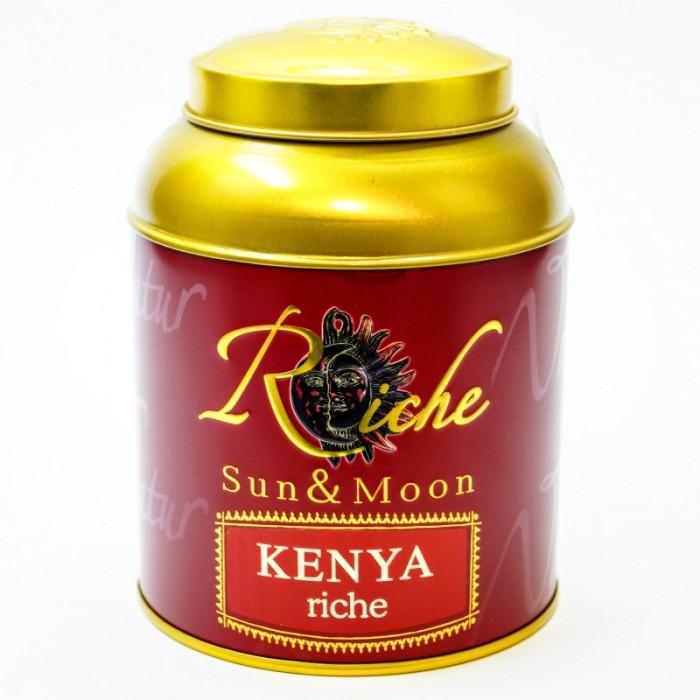 Чай Riche Natur черный байховый кенийский крупнолистовой Kenya 100 г