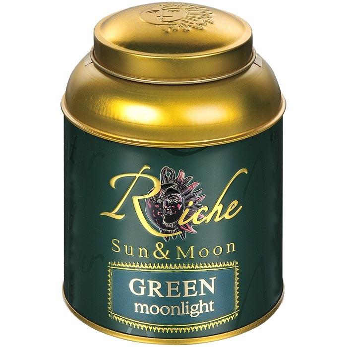 Чай Riche Natur Чай зеленый крупнолистовой Moonlight 100 г