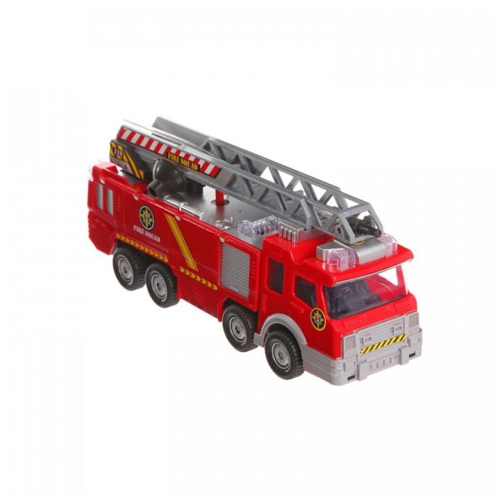 Фото - Машины Zhorya Пожарная машина с водяной пушкой hk industries 666 191a пожарная машина с водой р у