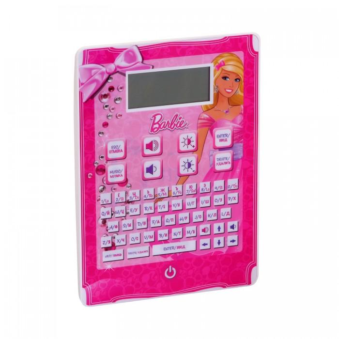 Картинка для Электронные игрушки Barbie Планшет вертикальный русско-английский 120 функций