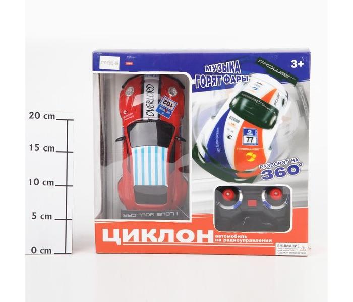 Купить Радиоуправляемые игрушки, Zhorya Радиоуправляемая машина Циклон
