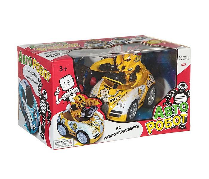 Купить Радиоуправляемые игрушки, Zhorya Радиоуправляемая машинка Авто-Робот М42392