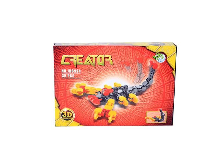 Картинка для Конструкторы Dragon Toys Страйп Скорпион (35 деталей)