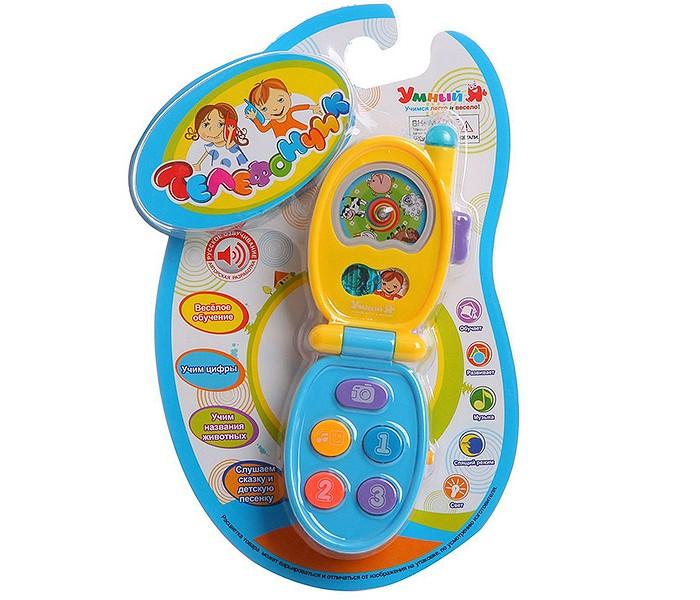 Электронные игрушки Zhorya Развивающая игрушка Телефончик электронные игрушки zhorya игрушка чудесный фрукт