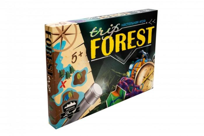 Настольные игры Strateg Настольная игра Trip Forest
