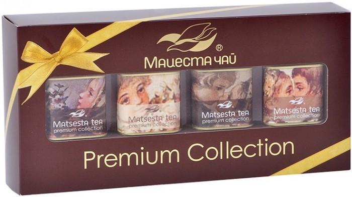 Мацеста Чай ручного сбора Набор Премиум 4 вида 140 г