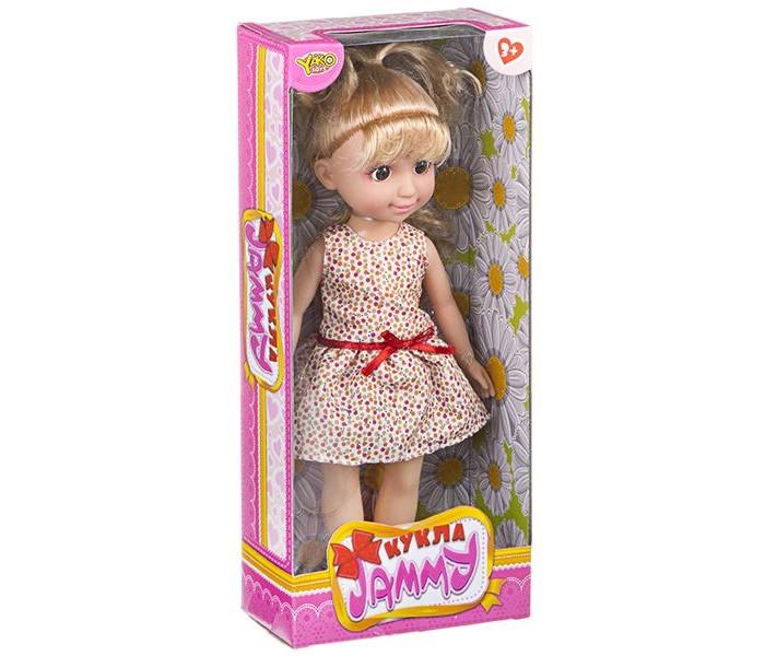 Куклы и одежда для кукол Yako Кукла Jammy 25 см Д83849 кукла yako jammy красотка 25 см m6331