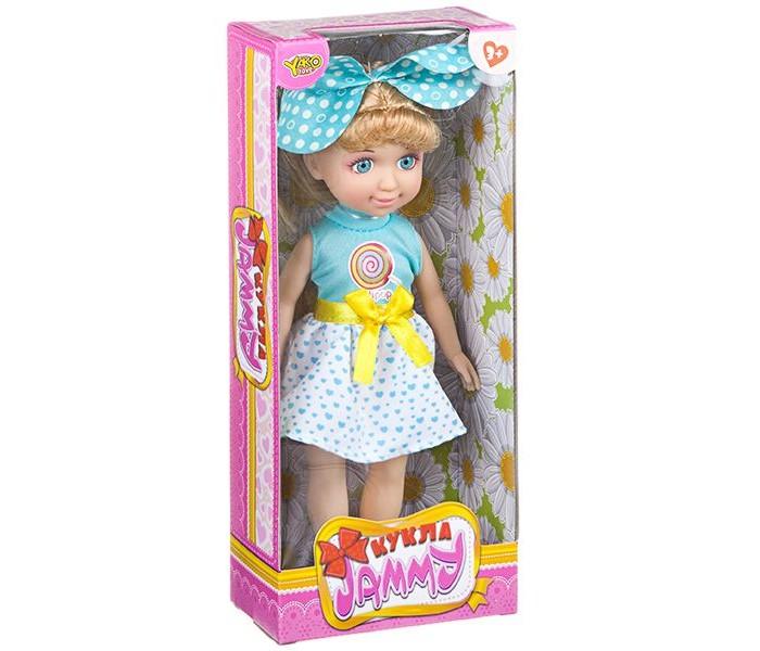 Куклы и одежда для кукол Yako Кукла Jammy 25 см Д83850 кукла yako jammy красотка 25 см m6331