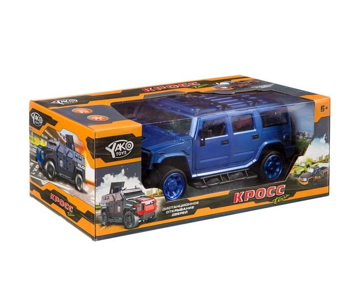 Радиоуправляемые игрушки Yako Радиоуправляемый Джип FullFunc