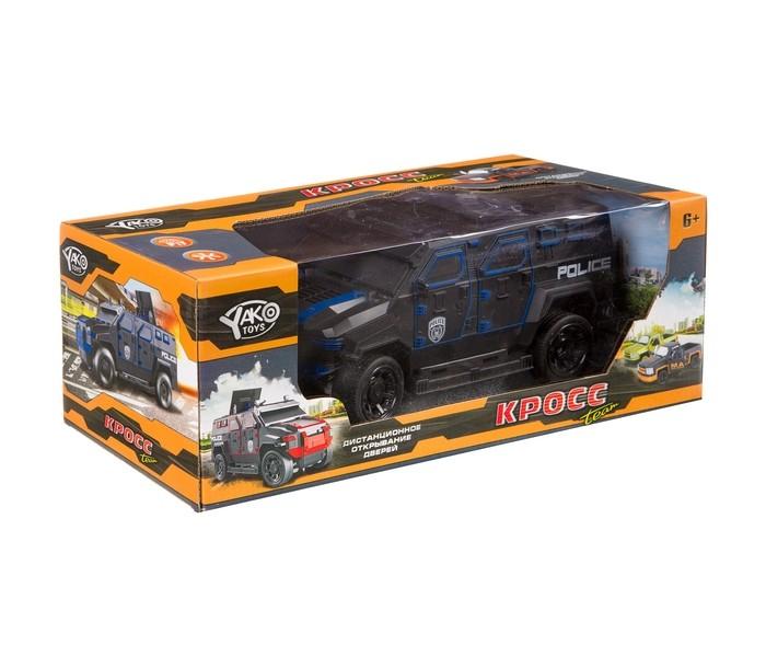 Радиоуправляемые игрушки Yako Радиоуправляемая Бронемашина FullFunc