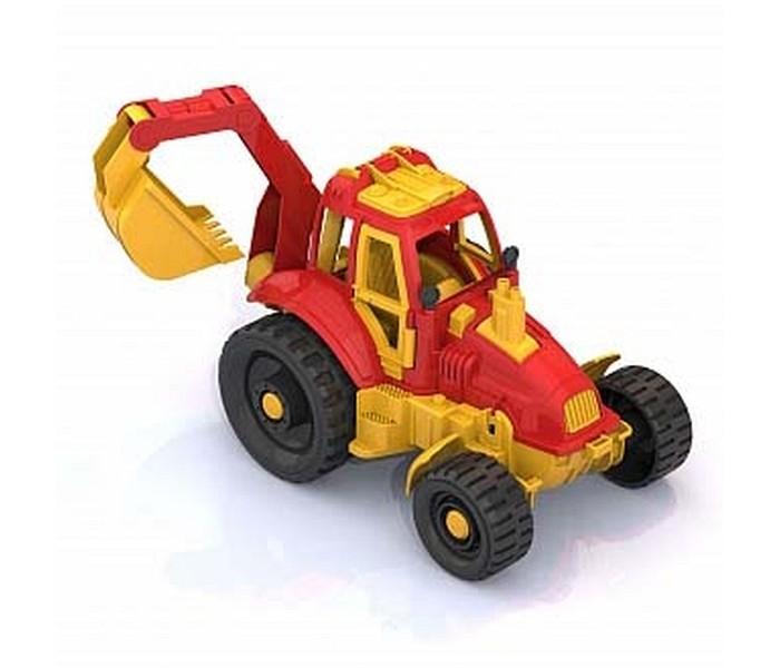 Машины Нордпласт Трактор с ковшом машины нордпласт трактор ангара с грейдером и ковшом