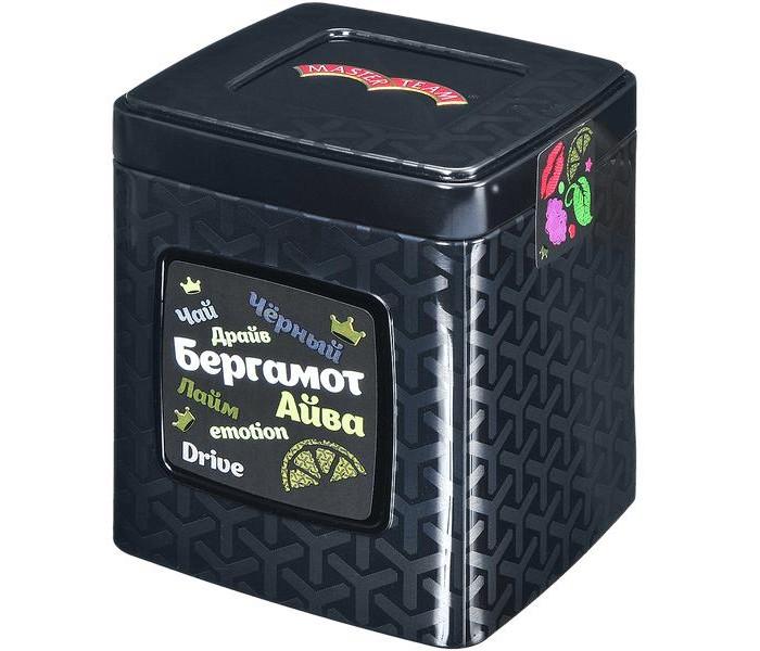 Чай Master Team Чай черный с ароматом бергамота крупнолистовой Drive 100 г недорого
