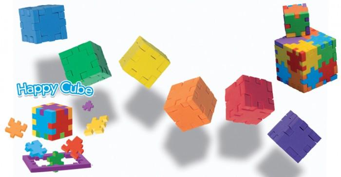 Happy Cube Набор 6 пазлов