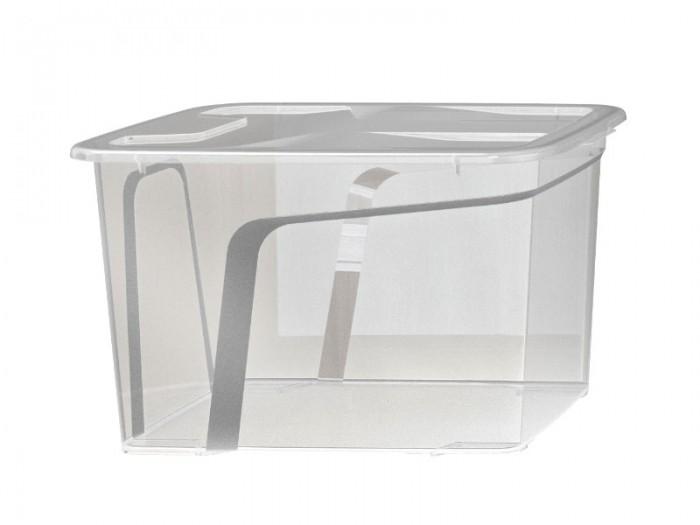 Картинка для Хозяйственные товары Полимербыт Коробка Roombox 50 л